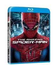 Blu Ray • The Amazing Spider Man Spiderman UOMO RAGNO GARFIELD ITALIANO