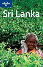 Sri Lanka (Lonely Planet Country Guides),Joe Cummings, Teresa Cannon, Mark Elli
