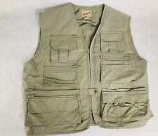 Woolrich Men's Fly Fishing Vest Size Large