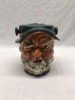 Vintage Toby Old Man Cookie Jar