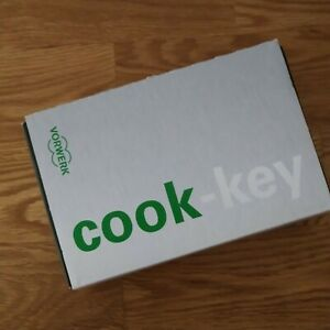 Vorwerk cook-key Basic Kochbuch Rezepte TM5 WLAN