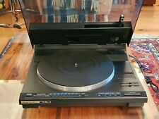 Pioneer PL-L70 linear tracking turntable, new stylus.