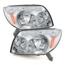 2003 2004 2005 TOYOTA 4RUNNER HEADLIGHTS HEADLAMPS LIGHTS LAMPS PAIR