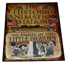 American West Indian Wars Battle Of The Little Bighorn Historical Patch NEW ITEM