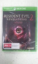 Resident Evil 2 Revelations Xbox One Brand New&Sealed