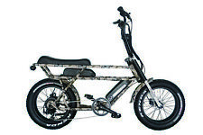 DAIMYOECO All Terrain Powerful Electric Fat Tire Bike Speed 40-45km/h E-Bike