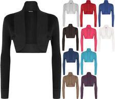 T-shirt, maglie e camicie da donna a manica lunga basica in cotone