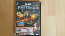 Nintendo Gamecube Juego Metroid Prime 2 Echos trucos CD y video DVD