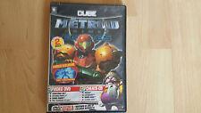 NINTENDO GAMECUBE GAME METROID PRIME 2 ECHOS CHEATS CD & VIDEO DVD