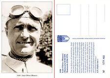 AUTODROMO DI MONZA POSTCARD - s. 579/922. Louis Chiron 1928
