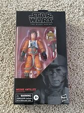 Star Wars Wedge Antilles Black Series MIB