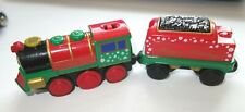 "Lionel Learning Curve -""Happy Holidays"" Loco & Musical Tender Battery Power-1999"