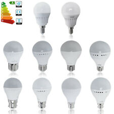 6/12x E14 B22 B15 E27 3W 5W 7W 9W LED SMD Globe Bulbs Light Spotlight Low Energy