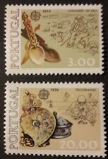Europa CEPT Ausgabe 1976 Portugal Mi-Nr. 1311/12 postfrisch