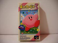 Hoshi no Kirby 3 Nintendo Super Famicom SFC