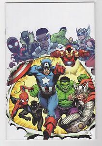 Marvel's Marvel Legacy #1 Ed McGuiness Convention Virgin Variant VF