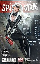 SUPERIOR SPIDERMAN 20 ADI GRANOV LIMITED EDITION BLACK CAT VARIANT NM AMAZING