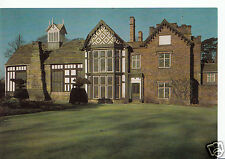 Lancashire Postcard - Rufford Old Hall, Near Ormskirk - The South Front   LC2893
