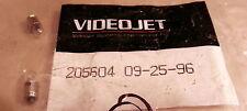 Video-Jet Bulb 205604 Set Of 2 14V Lamp Incandescent 5Mm - New - C010