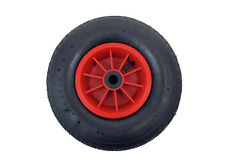 "12"" pneumatic wheel 4.00 - 6 sack truck / trolley / wheel barrow wheel 20MM BORE"