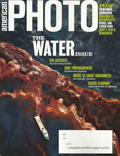American Photo Magazine Aug 2011 Water Issue Surf Photographers Japan Australia