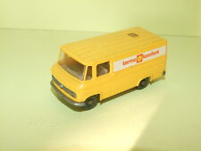 MERCEDES Camion TERMO KOMFORT SHELL WIKING 1/87 ho