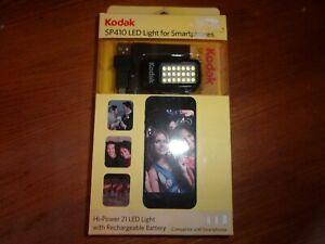 Kodak Sp410 Hi-Power Led Light For Smartphones Rechargeable Battery (B230)
