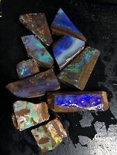 Winton Boulder Opal Rough Rubs