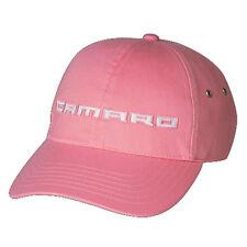 Womens Chevy Camaro Pink Hat