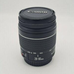 Canon EF 28-80mm 1:3.5-5.6 II Zoom Lens for Canon EOS DSLR SLR