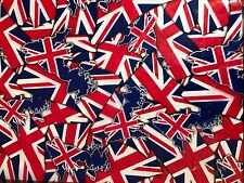More details for hydrographic film british isles 100 cm hydro dipping hydrographics rolled