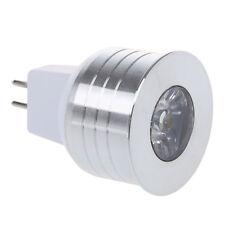FOCO G4 MR11 LED warm white light bulb lamp aC/DC 12V E5S5