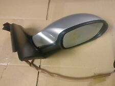 Citroen C5 MK1 Facelift 04-08 Drivers Side/Offside Electric Wing Mirror, Silver