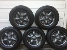 "Land Rover Freelander 16"" Alloy Wheels with Falken AT Tyres"