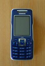 Achtung Sammler! Siemens S75 in blau! Prototyp, das letzte was es gibt!
