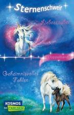 Sternenschweif: Liebeszauber / Geheimnisvolles Fohlen (Doppelband) von Linda Chapman (2017, Taschenbuch)