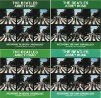BEATLES / ABBEY ROAD : RECORDING SESSIONS CHRONOLOGY  TWICKENHAM / APPLE 8CD