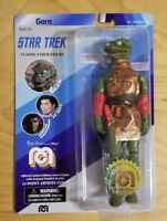 "Mego STAR TREK GORN Classic 8"" Action Figure - Only 10K Made, LE, 2018"