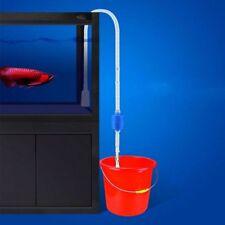 Gravel Cleaner Aspirator Manual Aquarium Vacuum Pump Water Change Siphon Tool