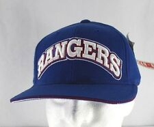 New York Rangers Blue NHL Baseball Cap Snapback