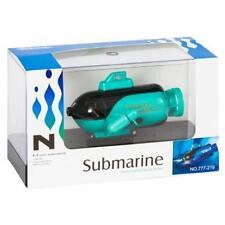 HQ RC 500810 RC MINI sottomarino 1M Dive Depth RANGE 6 M pile non incluse NUOVO