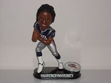 LAURENCE MARONEY New England Patriots Bobble Head 2006 Blatinum Limited Edition*