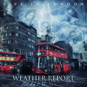 WEATHER REPORT - LIVE IN LONDON   CD NEUF