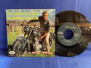 JIMMIE HASKELL GRANDE EVASION CAPITOL LANGUETTE ORIGINAL FRANCE EP/45T EXC