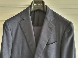 Isaia Anzug - Handmade in Napoli - Gr. 46 / 36 - Preis: € 3.500 - NEU!