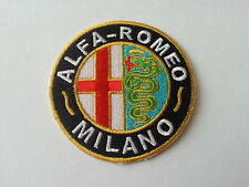 MOTORSPORTS MOTOR RACING CAR SEW / IRON ON PATCH:-PATCH NAME TO COME 001
