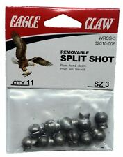Chugg /'N Sinkers THREE Chugging for Walleye #CSPT 3 oz Plain