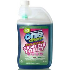 One Chem Pro-Biotic 1lt Cassette Toilet Fluid