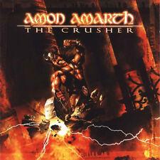 Amon Amarth – The Crusher LP Ltd Clear Vinyl New Re (2017) Death Viking Metal
