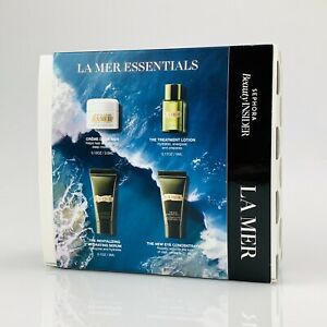 Sephora Beauty Insiders La Mer Essentials 4pc Travel Set NEW SAME DAY SHIP
